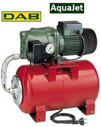 DAB AquaJet, насосная станция